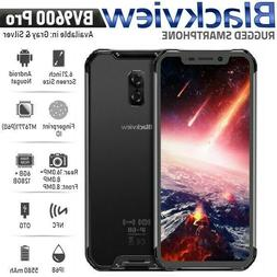 "Unlocked Blackview BV9600 Pro 6.21"" 6+128GB MT6771 4G Androi"