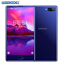 Unlocked Cell Phones, DOOGEE Mix Android 7.0-5.5 inch HD Scr