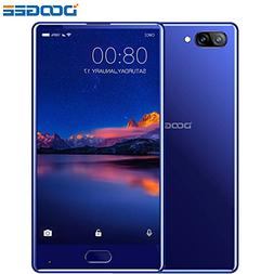 Unlocked Cell Phones, DOOGEE Mix 4G Unlocked Smartphones And