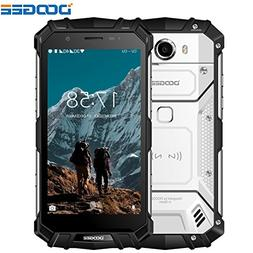 Rugged Smartphone Unlocked, DOOGEE S60 4G Cell phones Unlock