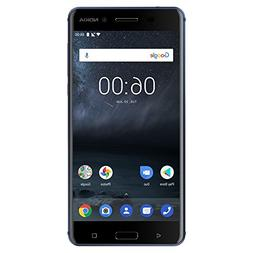 Nokia 6 - Android 8.0 - 32 GB - 16MP Camera - Dual SIM Unloc