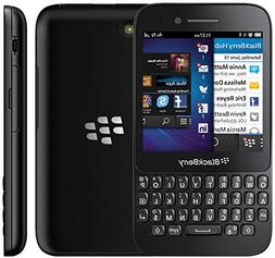 UNLOCKED Blackberry Q5 GSM Quad-Band Smartphone, BLACK, SQR1