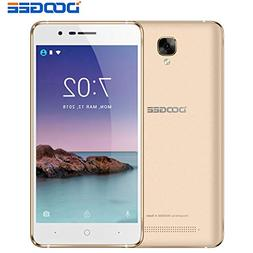 Unlocked Cell Phone, DOOGEE X10S 3G GSM Unlocked Phones Andr