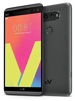 """LG V20 H910a 64GB 5.7"""" Smartphone with Superior Video, Photo"""