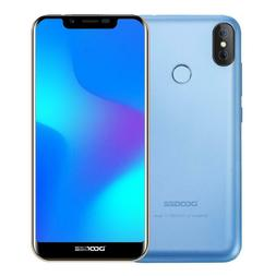 DOOGEE X70 19:9 Mobile Phone Android 8.1 2GB 16GB 4000mAh 5.