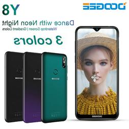 "DOOGEE Y8 6.1"" FHD 19:9 Android9.0 Face ID 8MP+5MP 3400mAh 3"