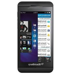 BlackBerry Z10 Unlocked Cellphone, 16GB, Black