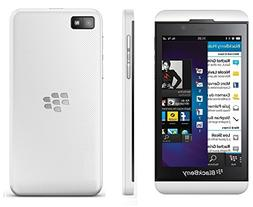 BlackBerry Z10 16GB Unlocked GSM Touchscreen Smartphone - Wh