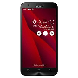 ASUS ZenFone 2 Unlocked Cellphone, 64GB, Red